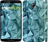 "Чехол на Motorola Nexus 6 Геометрический узор v2 ""2693c-67"""