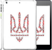 "Чехол на iPad 5 (Air) Герб - вышиванка ""1195c-26"""