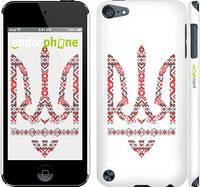 "Чехол на iPod Touch 5 Герб - вышиванка ""1195c-35"""