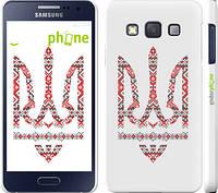 "Чехол на Samsung Galaxy A3 A300H Герб - вышиванка ""1195c-72"""