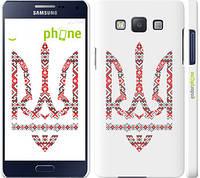 "Чехол на Samsung Galaxy A5 A500H Герб - вышиванка ""1195c-73"""