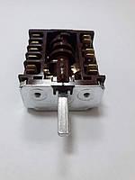 Перемикач для електролити і духовки шести позиційний ST 217