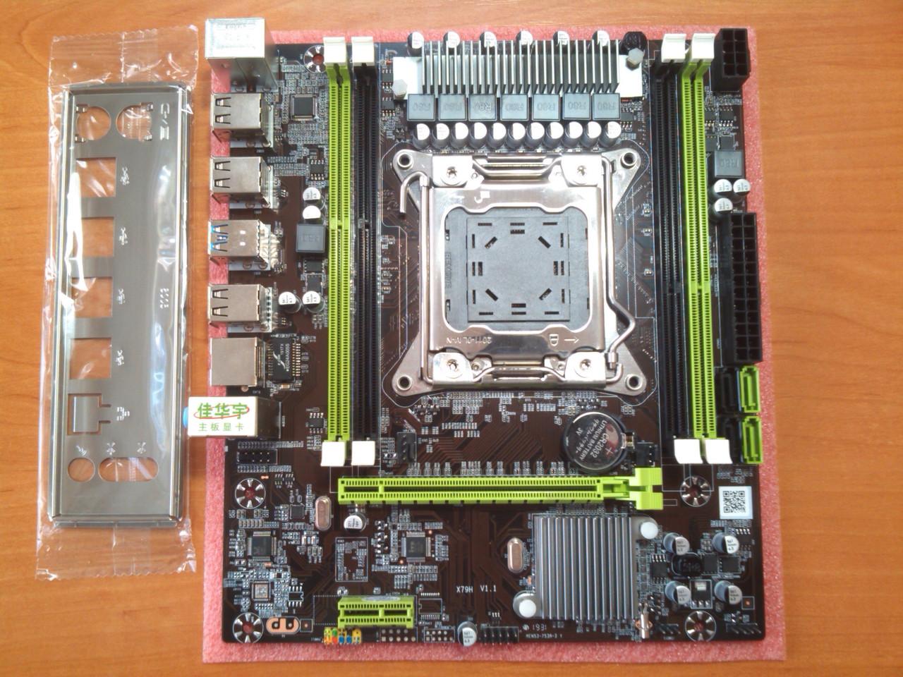 Huanan X79H сокет 2011 Нова!