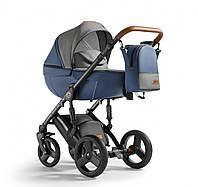 Детская коляска универсальная 3 в 1 Verdi Orion 05 Deep blue (Верди, Польша)