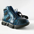 Теплые  ботинки девочкам, р. 31, 35. Демисезон, фото 8