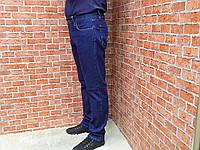 Джинсы мужские Levis 630 темно-синий (koyu). Размер 36
