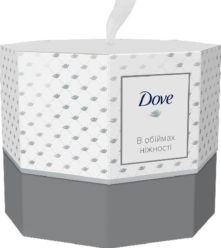 """Подарочный набор Dove """"В объятиях нежности"""""""