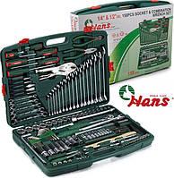 Набор инструментов 158 предмета HANS TK-158V