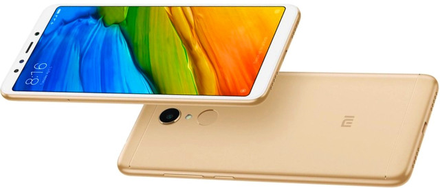 Смартфон Xiaomi Redmi 5 Plus