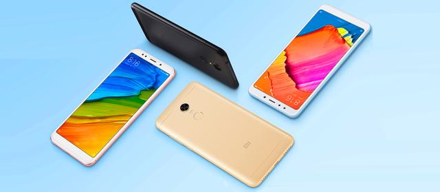 Смартфон Xiaomi Redmi 5 Plus производительность