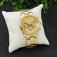 Часы M.i.c.h.a.e.l K.o.r.s 1038 G.o.l.d. Механизм-кварцевый.Материал корпуса/ремешка: Часовая сталь., фото 1