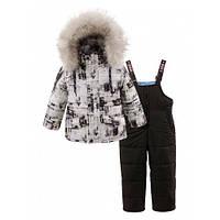 Зимний Теплый костюм/комбинезон для мальчика, р. 92-98-104-110, рассрочка, отправка по Украине