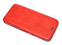 Чехол-книжка Samsung A505 A507 A307 Galaxy A50 A50s A30s 2019 красная Leather Gelius