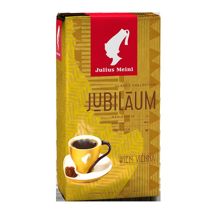 Кофе Julius Meinl Jubilaum Bohne в зернах 500 гр