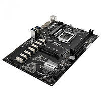 Комплект  ASRock H110 Pro BTC+ +кулер+ Intel Core i5 6500