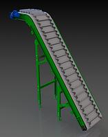 Г-образный ленточный конвейер, фото 1