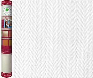 """Обои стекловолоконные WELLTON OPTIMA декоративные """"Ёлка средняя-WO160"""" , 25 кв.м"""