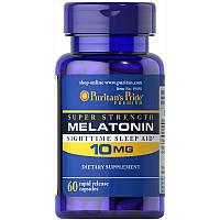 Мелатонин Puritan's Pride Melatonin 10 мг (60 капсул), фото 1