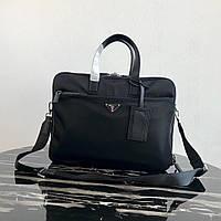 Мужская сумка-портфель Prada