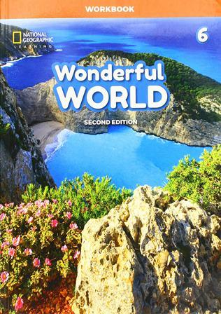 Wonderful World 2nd Edition 6 Workbook