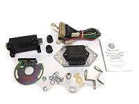 Микропроцессорная бесконтактная система зажигания 1146.3734 на мотоцикл Ява 12В,Ява 6В (с катушкой), Совек