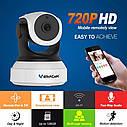 Профессиональная беспроводная WiFi IP камера Vstarcam C7824WIP 720P.Видео, радио няня.Android, iOs, PC. Eye4, фото 2