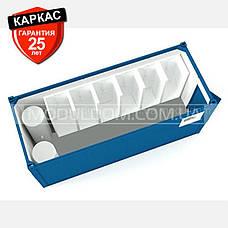 Блок-контейнер САНИТАРНЫЙ (6 х 2.4 м.), фото 2