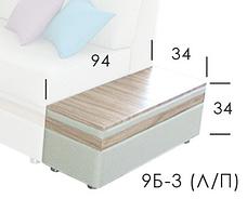 Угловой диван Сан Ремо, фото 2