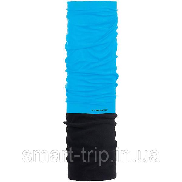 Бандана VIKING 2245 Polartec Outside unisex neon blue 420192245-15