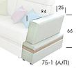 Угловой диван Сан Ремо, фото 6