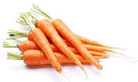 Насіння моркви у малих упаковках