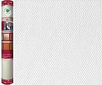 """Обои стекловолоконные WELLTON OPTIMA декоративные """"Рогожка средняя 1-WO110"""" , 25 кв.м"""