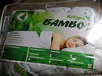Одеяло двуспальное (175х215см) Бамбук Arda, наполнитель бамбуковое волокно, плотность 350 г/м2, фото 1