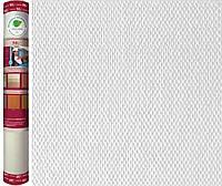 """Обои стекловолоконные WELLTON OPTIMA декоративные """"Рогожка средняя 2-WO130"""" , 25 кв.м"""