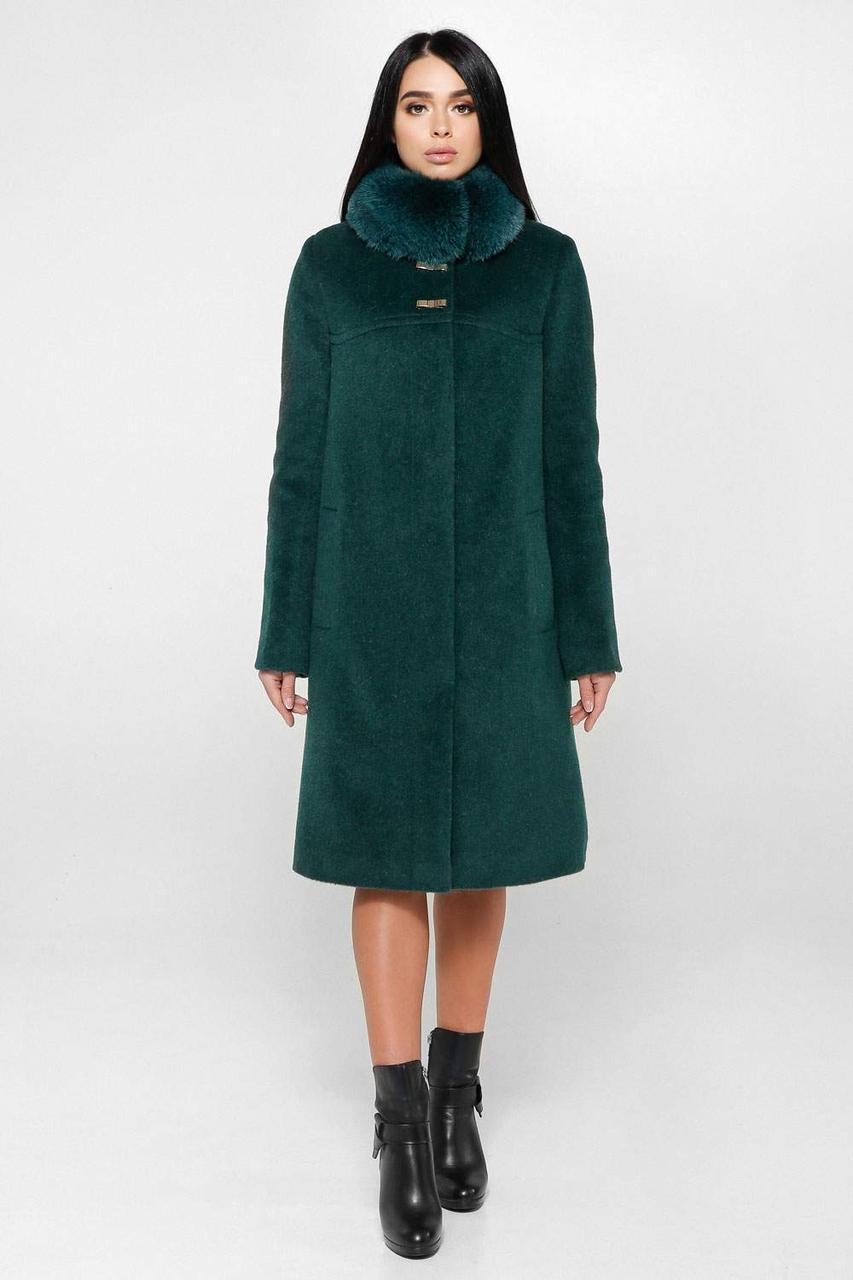 Пальто женское зимнее  П-990 н/м Ibico Тон 268 | 44-58р.