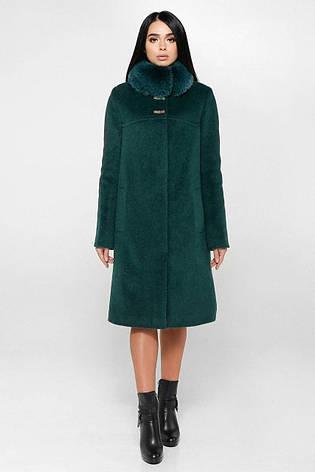 Пальто женское зимнее  П-990 н/м Ibico Тон 268 | 44-58р., фото 2