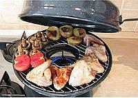 Сковородка гриль-газ Edenberg EB-3410 33 см