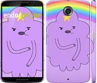 """Чехол на Motorola Nexus 6 Принцесса Пупырка 1 """"2478c-67"""""""