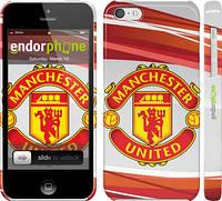 """Чехол на iPhone 5c Манчестер Юнайтед 1 """"329c-23"""""""