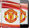 """Чехол на iPad mini Манчестер Юнайтед 1 """"329c-27"""""""