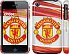 """Чехол на iPhone 3Gs Манчестер Юнайтед 1 """"329c-34"""""""