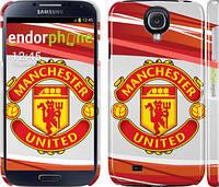 "Чехол на Samsung Galaxy S4 i9500 Манчестер Юнайтед 1 ""329c-13"""