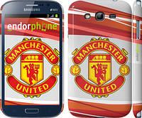 "Чехол на Samsung Galaxy Grand Duos I9082 Манчестер Юнайтед 1 ""329c-66"""