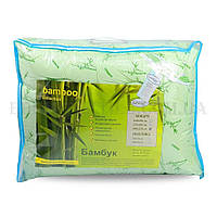 Одеяло двуспальное Бамбук Лелека, наполнитель бамбуковое волокно, плотность 390 г/м2, фото 1