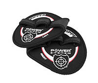 SALE - Накладки на ладони Power System Gripper Pads PS-4035 S Black, фото 1