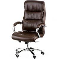 Кресла для руководителя Eternity brown E6026, фото 1