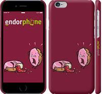"""Чехол на iPhone 6 Печенье """"911c-45"""""""