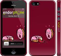 """Чехол на iPhone 5 Печенье """"911c-18"""""""