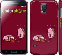 "Чехол на Samsung Galaxy S5 g900h Печенье ""911c-24"""