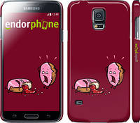 "Чехол на Samsung Galaxy S5 Duos SM G900FD Печенье ""911c-62"""